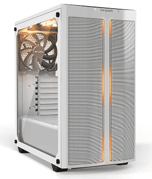 BE QUIET! - best white pc cases
