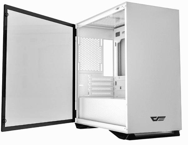 DARKFLASH DLM - best white pc cases