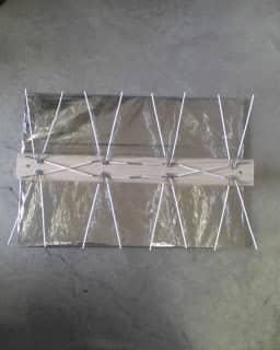 boost homemade TV antenna signal