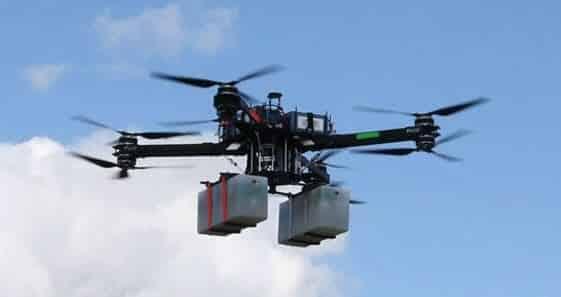 HEAVY-LOAD DRONES