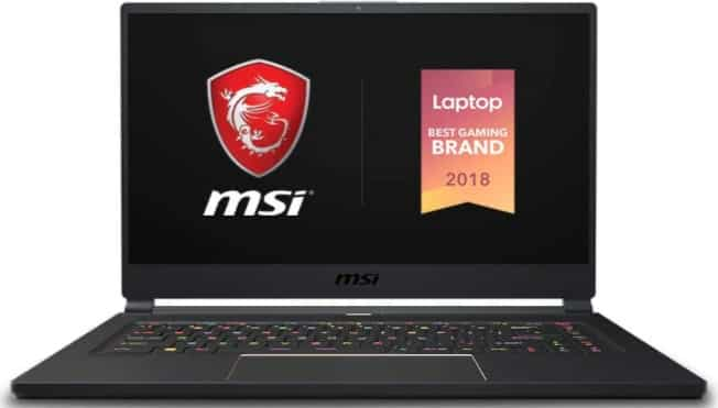MSI GS65- BEST LAPTOP FOR AUTOCAD