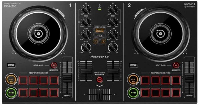 PIONEER PRO - best DJ controller for beginners