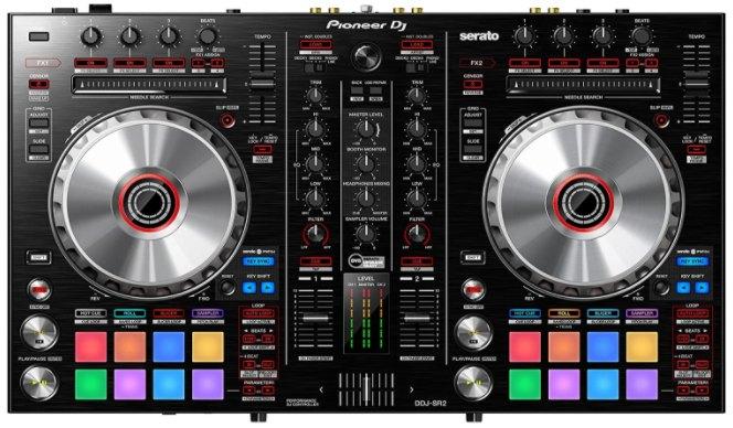 PIONEER DJ DDJ-SR2 - best DJ controller for beginners