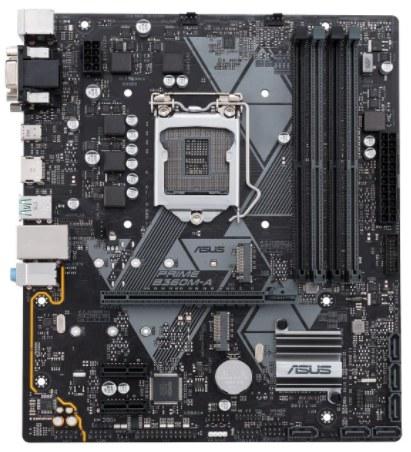 ASUS LGA1151- best motherboard for i5 8400