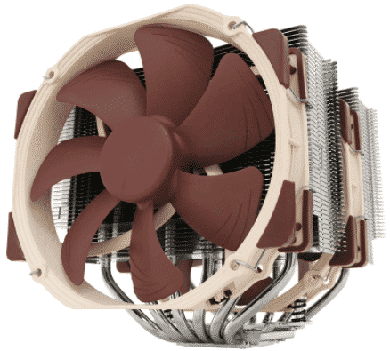 NOCTUA - Best CPU Cooler