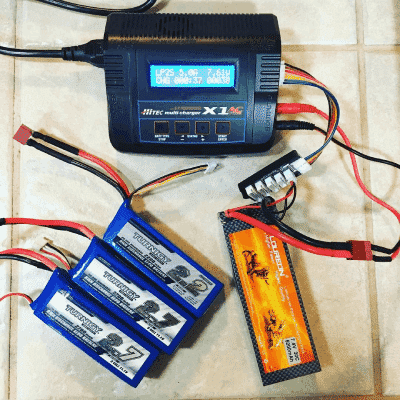 LiPo Battery Charging