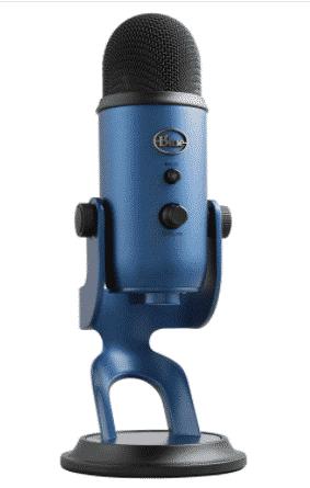 BLUE YETI - Best Streaming Microphone