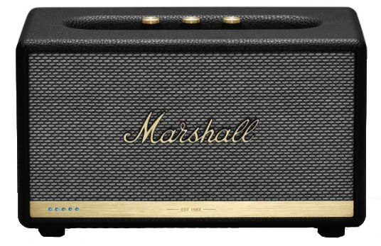 Marshall Acton II - best Bluetooth speaker for outdoor party