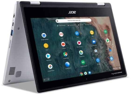 Acer Chromebook Spin 311 - best 11 inch Laptop