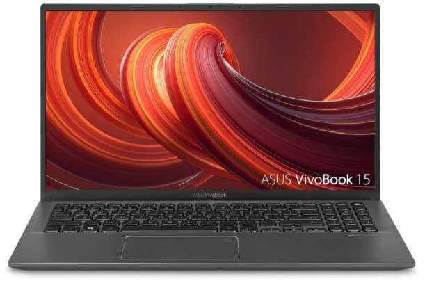 ASUS VivoBook - best laptop with numeric keypad
