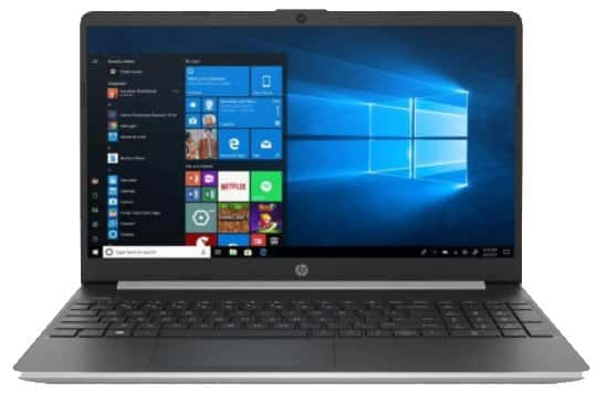HP 15  -best laptop with numeric keypad