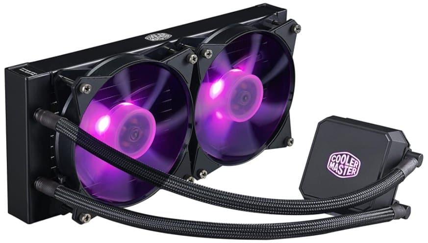 Cooler Master - best AIO cooler for 8700k