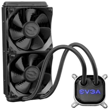 EVGA CLC - best AIO cooler for 8700k