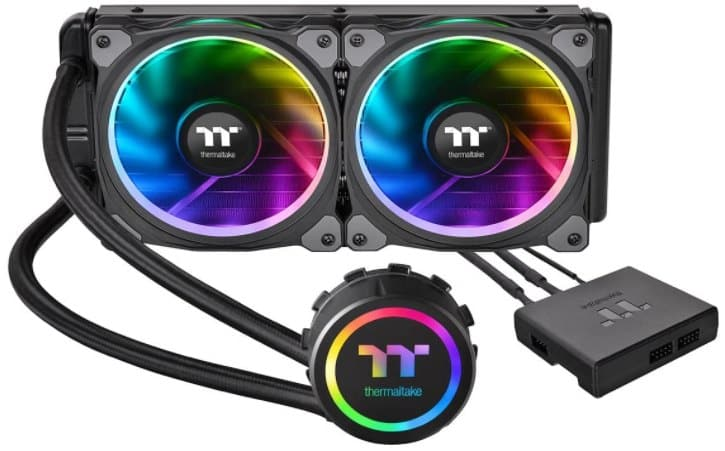 Thermaltake - best AIO cooler for 8700k