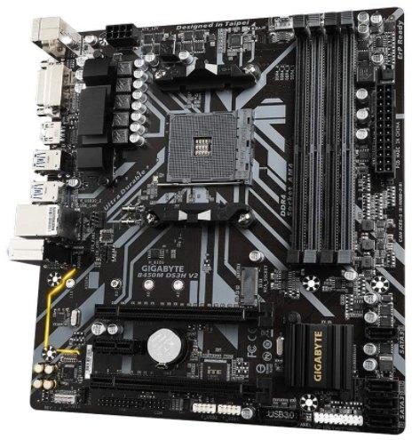 GIGABYTE B450M - best motherboard for ryzen 9 3900x
