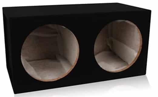 Belva Dual - best subwoofer box design for deep bass