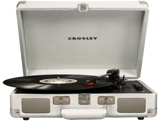 Crosley Cruiser Deluxe - best portable record player