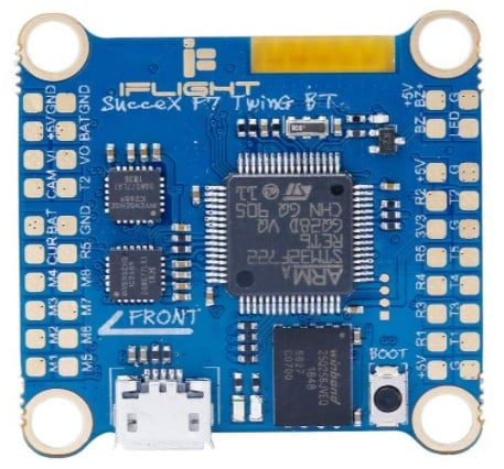 iFlight SucceX F7 TwinG - best drone flight controller