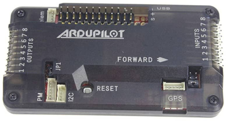 QWinOut APM 2.8 - best drone flight controller