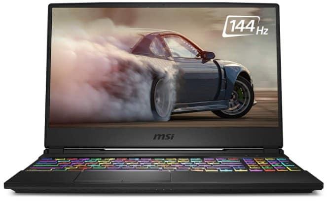MSI GL65 Leopard - best gaming laptop under 2000