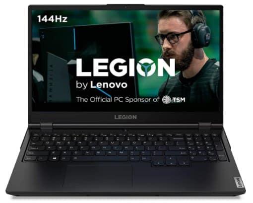 Lenovo Legion 5 - best gaming laptop under 2000