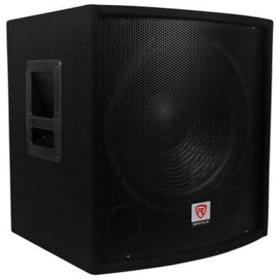 Rockville SBG1158 - best DJ speakers