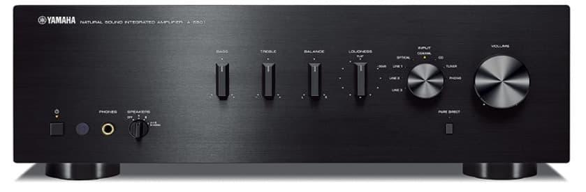 Yamaha A-S501BL - best stereo amplifier under 1000