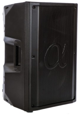 Alphasonik PRO - best DJ speakers
