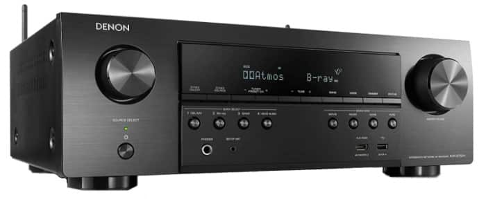 Denon AVR-S750H - best stereo amplifier under 1000
