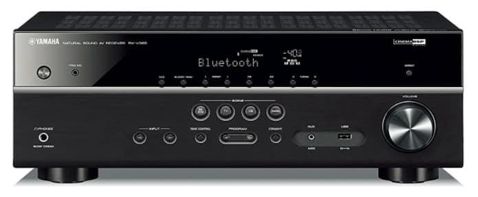 Yamaha RX-V385 - best stereo amplifier under 1000