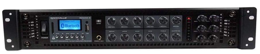 Rockville RCS350-6 - best stereo amplifier under 1000