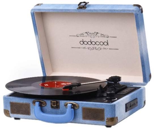 Dodocool Record Player