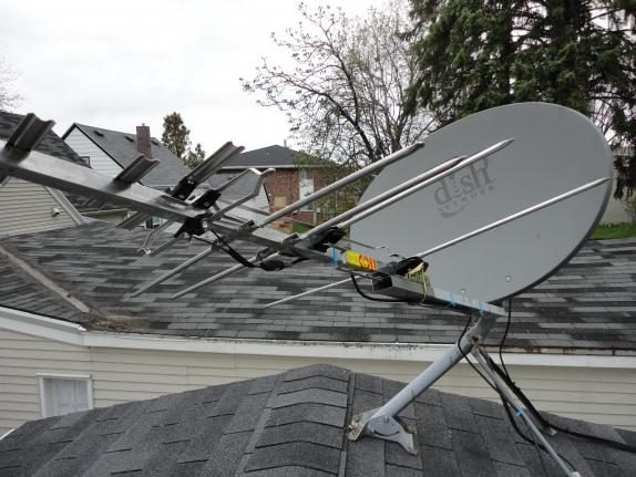 How To Ground A TV Antenna