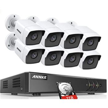 ANNKE - BEST POE SECURITY CAMERA SYSTEM