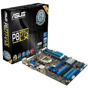 ASUS P8Z77-V LX - BEST DDR3 MOTHERBOARD
