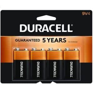 DURACELL  - BEST 9V BATTERY