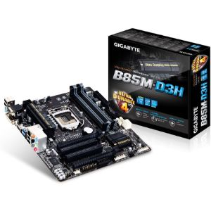 GIGABYTE GA-B85M-D3H - BEST DDR3 MOTHERBOARD