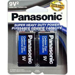 PANASONIC - BEST 9V BATTERY