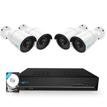 REOLINK - BEST POE SECURITY CAMERA SYSTEM