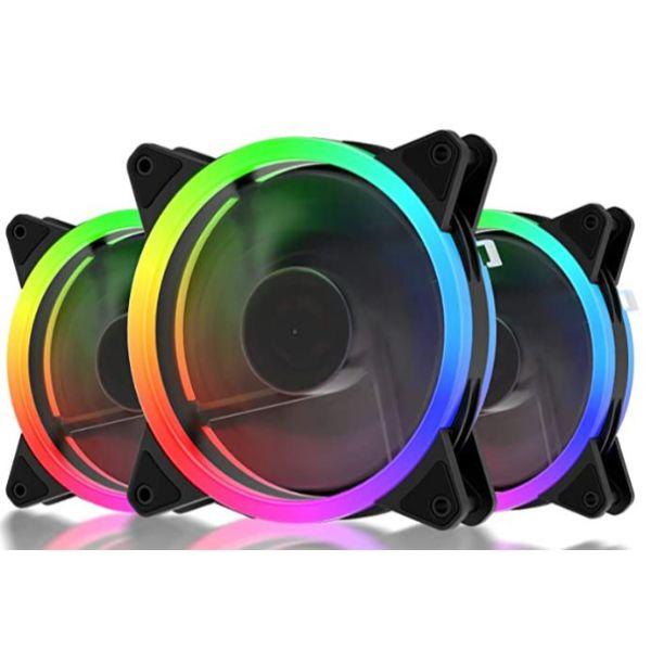 UPHERE - BEST RGB RADIATOR FANS