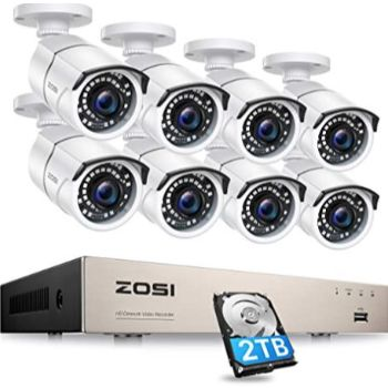 ZOSI - BEST POE SECURITY CAMERA SYSTEM