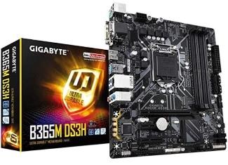 GIGABYTE B365M - BEST MOTHERBOARD UNDER 100