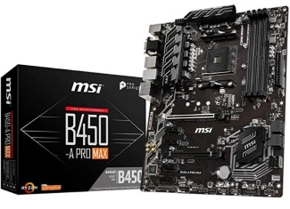 MSI B450-A