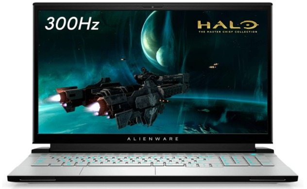 ALIENWARE M17 R3 - BEST LAPTOP FOR CYBER SECURITY