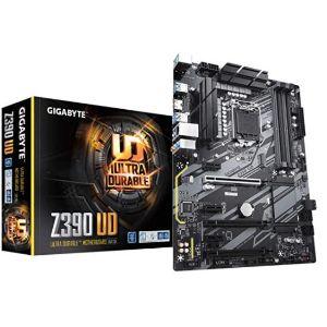 GIGABYTE-Z390-UD - BEST GAMING MOTHERBOARD FOR I7 9700K
